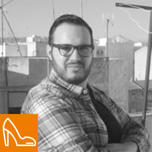 Jorge Murillo Bolaños Profesor del curso de Modelista Patronista Técnico de Calzado Elche