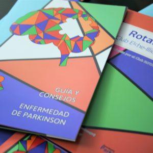 Alumnos de Natural Formación diseñan para la Asociación Parkinson Elche