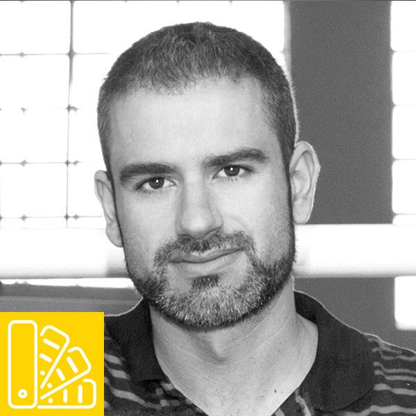 Profesor en Natural Formación de diseño gráfico, Marco Creativo
