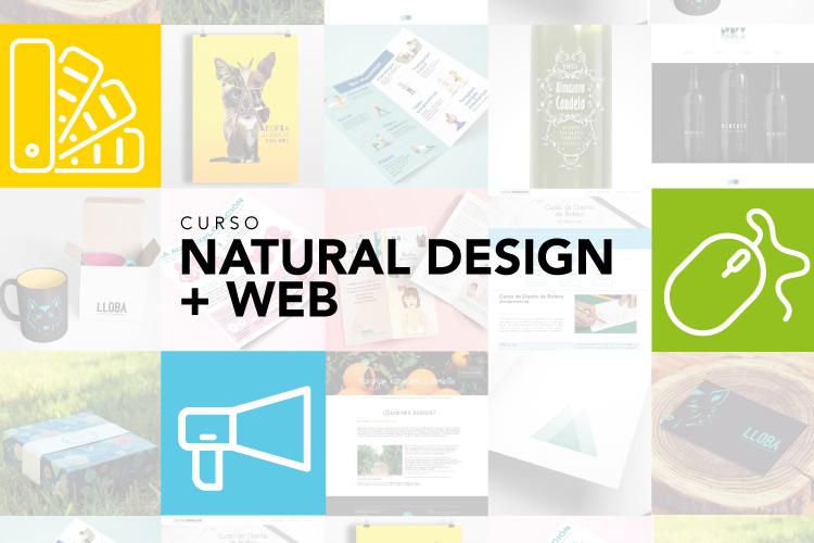 Natural design + web