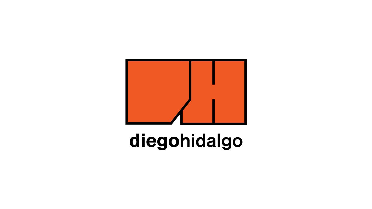 trabajo en el curso de diseño gráfico en Elche de Diego Hidalgo