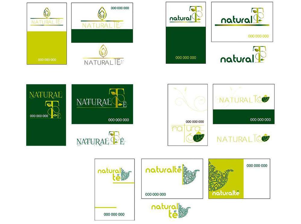 Trabajo alumnos curso diseño grafico en Natural Formacion