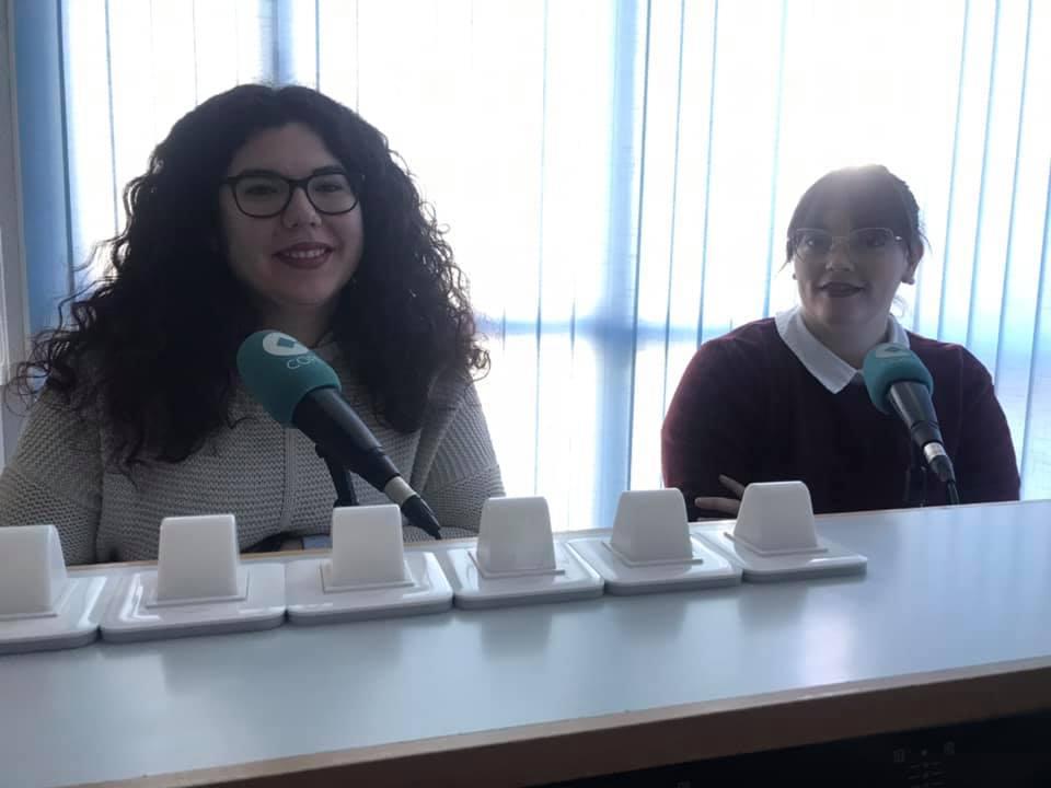 Entrevista a Elena y Patricia de Natural Formación en radio COPE Elche